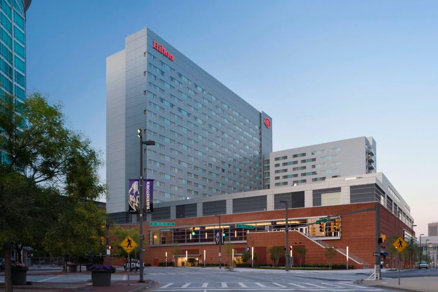 Hilton Baltimore Inner Harbor,