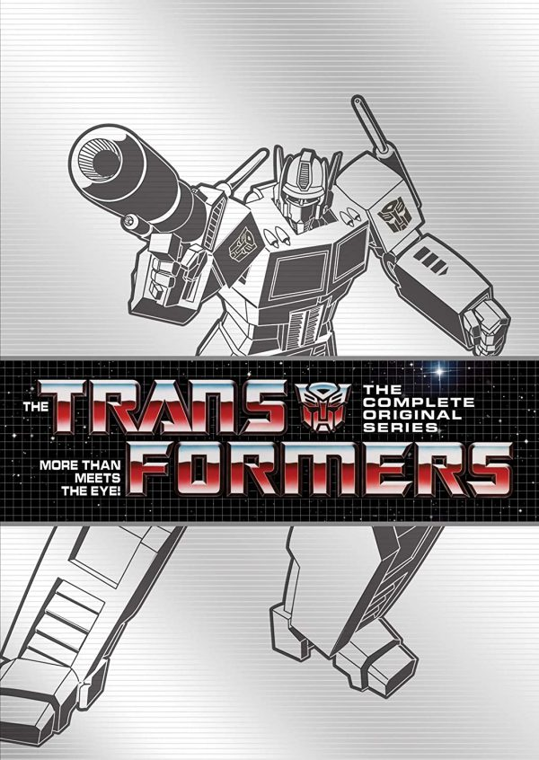 The Transformers The Complete Original Series