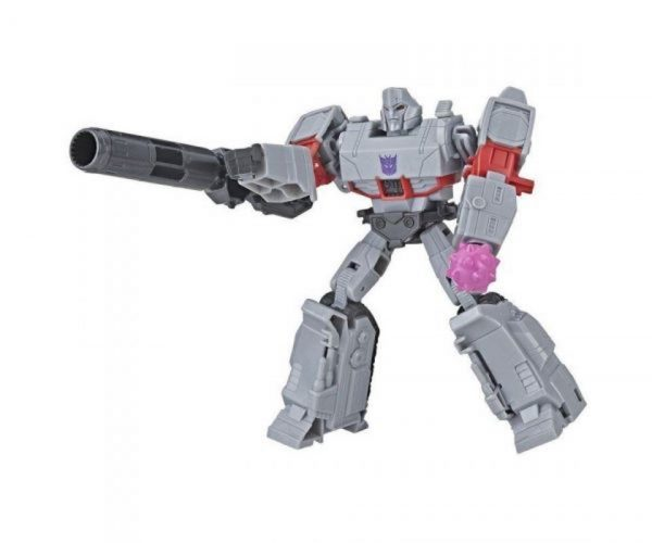 Transformers Cyberverse Warrior Class Megatron