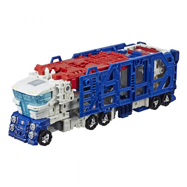 Transformers Generations War for Cybertron Siege Leader Class WFC-S13 Ultra Magnus 1