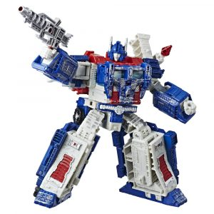 Transformers Generations War for Cybertron Siege Leader Class WFC-S13 Ultra Magnus