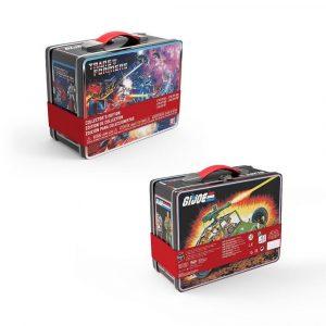 Funko Box: Transformers VS. G.I. Joe