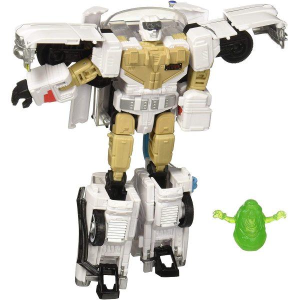 Hasbro Transformers Generations Ghostbusters 2019 Heroic Autobot Ecto-1 Ectotron Figure