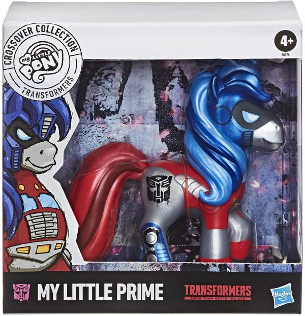My Little Pony x Transformers Crossover Collection My Little Prime