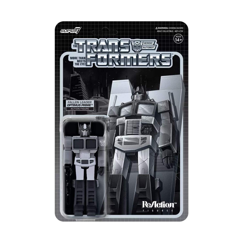 Transformers Fallen Leader Optimus Prime Exclusive