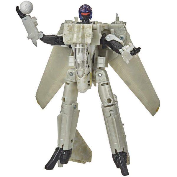 Transformers Generations Exclusive Top Gun Mash-Up Maverick Robot