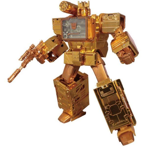 Transformers Golden Lagoon Sound Wave Action Figure
