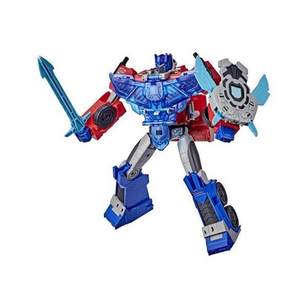Transformers Cyberverse Adventures Battle Call Optimus Prime